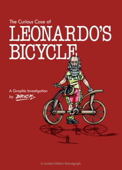 The Curious Case of Leonardo's Bicycle cover